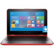 Laptop HP Pavilion x360 11-k037TU M7Q57PA Đỏ