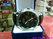 Đồng hồ dây da Ro 3 mặt nổi bật DHNN87