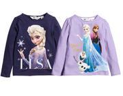Áo cặp H&M Disney Frozen
