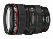 Lens CANON STANDARD ZOOM  EF 24-105mm F3.5-5.6 IS STM