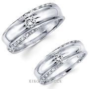 Nhẫn đôi ND017