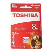 Thẻ nhớ MicroSDHC Toshiba Exceria Class 10 8GB 48MB/s