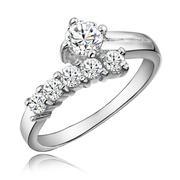 Nhẫn nữ bạc Shaiya - NN 483