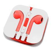 Tai nghe Earpod iPhone (Đỏ)