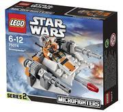 Đồ chơi Lego 75074 – Tàu trượt tuyết