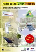 HANDBOOK FOR GREEN PRODUCTS