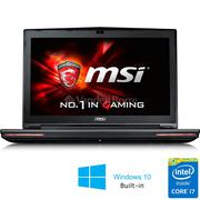 Laptop MSI GT72 6QE (Dominator Pro G) 1256XVN