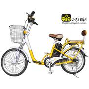 Xe đạp điện Gianya 029 (Vàng)