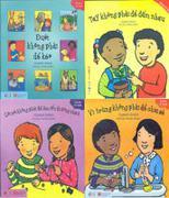 Bộ sách giáo dục nhân cách cho bé từ 4-7 tuổi (trọn bộ 4 cuốn)