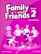 FAMILY AND FRIENDS - GRADE 2 - WORKBOOK (OXFORD)