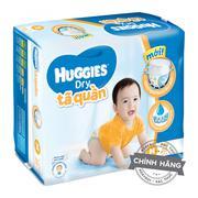 Tã-bỉm quần Huggies Dry M22