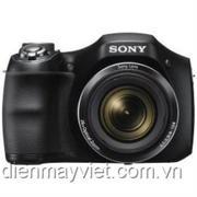 Máy ảnh SONY DSC- H200/B-Đen