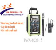 Thiết bị âm thanh di động  Vicboss PWA-102 DC Power : 01CH