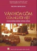 Văn hóa gốm của người Việt vùng đồng bằng sông Hồng