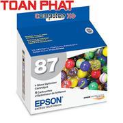 Mực in phun Epson T0870