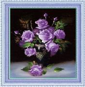 Bình hoa hồng khoe sắc