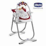 Ghế nằm ăn Chicco Polly Magic 113392 (đỏ) (DH)