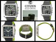 Citizen Men's Eco-Drive MFD 3.0 Chronograph Watch