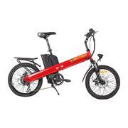 Xe đạp điện Ecogo Max 6 (Màu đỏ)