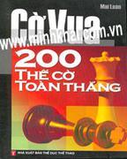 Cờ Vua - 200 Thế Cờ Toàn Thắng