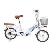 Xe đạp điện Topbike Ecooper mini (Màu trắng)