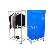 Tủ sấy quần áo Pusan Hàn Quốc 2 tầng
