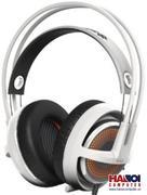 Tai nghe SteelSeries Siberia 350 RGB White (51204)