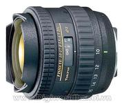 Tokina 10-17mm F3.5-4.5 DX fisheye