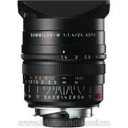 Leica 24mm f/1.4 Summilux-M Aspherical Manual Focus Lens