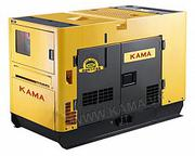 Máy phát điện KAMA – KDE25SS