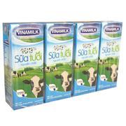 Sữa Tươi Tiệt Trùng Vinamilk Đàn Bò Không Đường 180ml