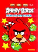 ANGRY BIRDS - XEM AI NHANH MẮT ANGRY BIRDS - NGÀY LỄ HALLOWEEN (Bộ sách: Thử tài cùng) ANGRY BIRDS -...