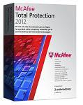 McAFee Total Protect 2012 bản quyền 1 năm cho 3 PCs