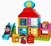 Lego Duplo 10616 - Nhà Chơi Đầu Tiên