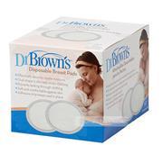 Miếng lót thấm sữa Dr.Brown's (dùng 1 lần) (30 miếng)