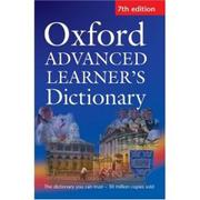 Từ Điển Anh-Anh Oxford Dictionary