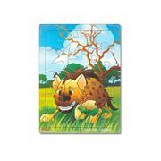 LINH CẨU Puzzle A4-049