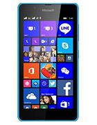 Microsoft Lumia 540 2 SIM Chính hãng (Xanh)