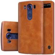 Bao da Nillkin QIN Series cho LG V10 (nâu)