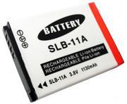 Pin Samsung SLB-11A/ SLB 10A