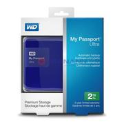 Ổ cứng WD My Passport Ultra 2TB - Blue