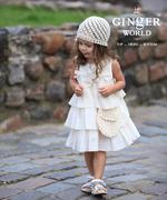 Little White Dress cho cục cưng đi học SC14