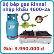 Bếp ga dương Rinnai Rj-4600-2A