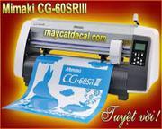 Máy cắt decal Mimaki CG-60SRIII: