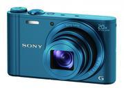 Sony Cyber-Shot DSC WX300 / Đen - Máy ảnh