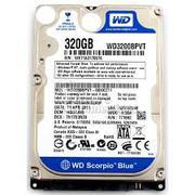WD Scorpio® Blue 320GB 2,5