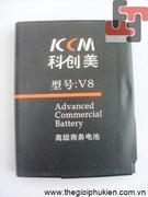 Pin DLC Motorola KCM V8