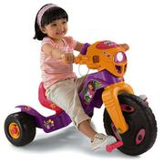 Xe đạp 3 bánh Fisher Price W4695 Dora Lights and Sounds Trike