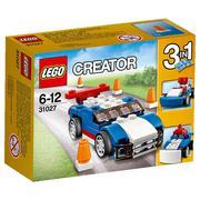 Đồ chơi Lego Creator 31027 - Xe đua xanh