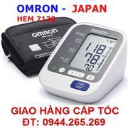 Máy đo huyết áp bắp tay tự động HEM-7130